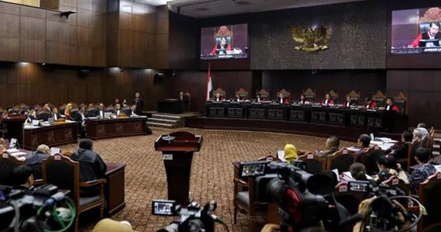 Saksi ahli: laman Situng punya 5 disclamer & hanya bisa diakses KPU