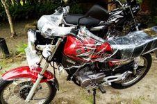 Masih mulus, motor RX King jadul ini laku dengan harga fantastis