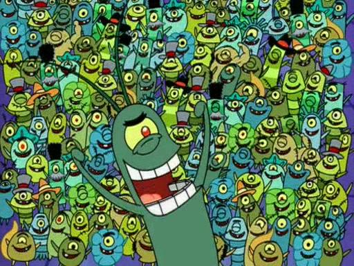 fakta unik Plankton SpongeBob spongebob.fandom