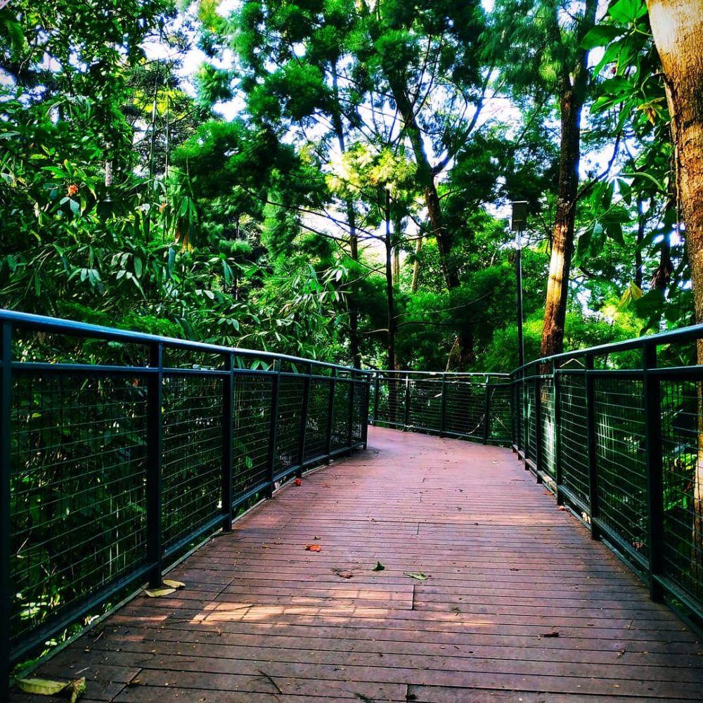 8 Tempat wisata gratis di Bandung, terkenal dan Instagramable