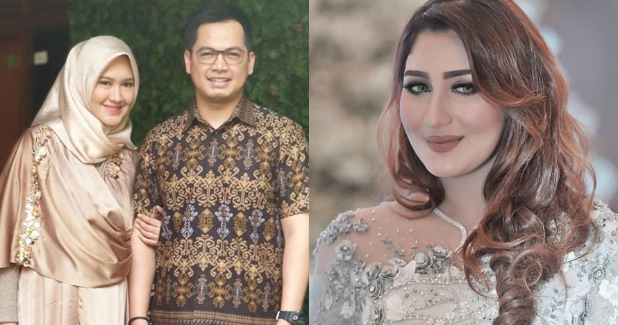 Jenguk istri Tommy Kurniawan melahirkan, Tania Nadira tuai pujian