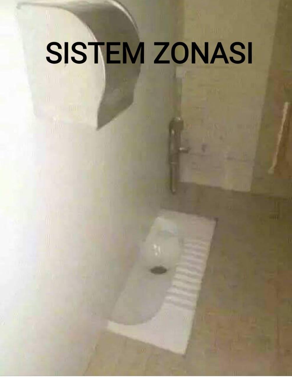 meme lucu sistem zonasi © berbagai sumber