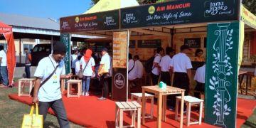 Begini cara Air Mancur kampanyekan budaya minum jamu di masyarakat