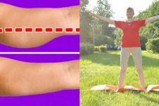 8 Gerakan mengencangkan lengan dalam waktu 5 menit