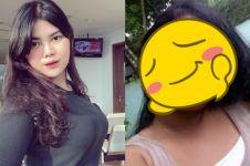 8 Transformasi Meldi keponakan Dewi Perssik, perubahannya manglingi