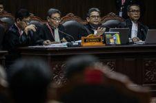 Saksi kubu Jokowi ditegur hakim: siap salah yang mulia