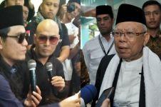 Resmi masuk Islam, Deddy Corbuzier akan sowan ke Ma'ruf Amin