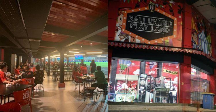 7 Inovasi Bali United di bidang bisnis, punya taman bermain