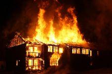 30 Orang tewas dalam kebakaran pabrik korek gas di Langkat