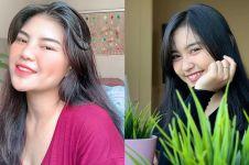 8 Adu gaya Meldi & Lebby, keponakan Dewi Perssik yang jadi sorotan