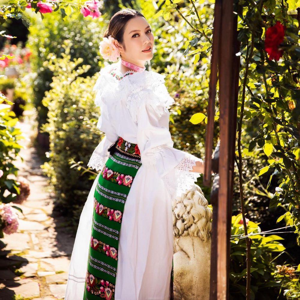 seleb cantik Vietnam memesona © 2019 brilio.net