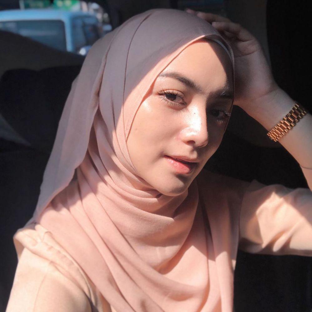 citra kirana mantap hijab © 2019 brilio.net