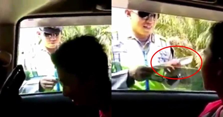 Viral, polisi loloskan tilang 'bayar' pakai hafalan Alquran