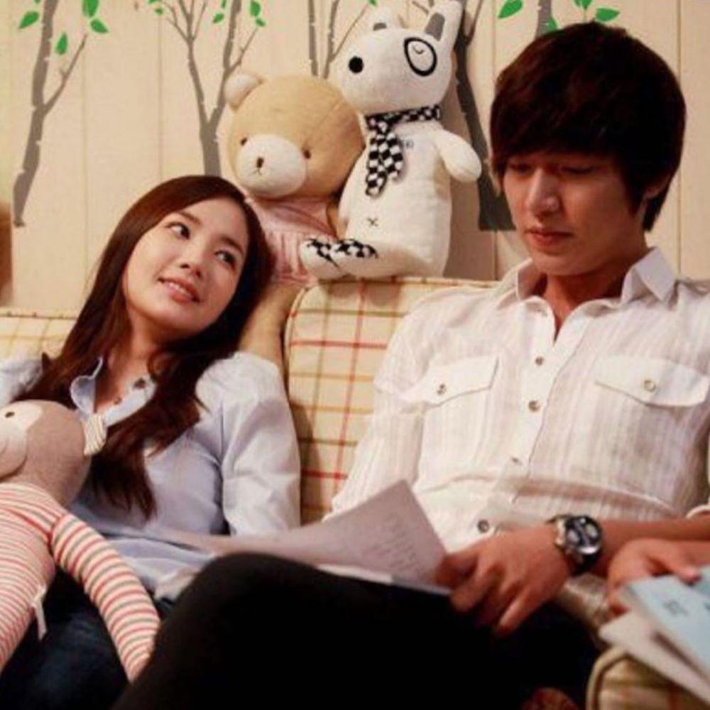 Drama Korea action romantis instagram
