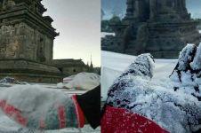 Ini penyebab suhu Dieng membeku capai minus 9 derajat Celcius