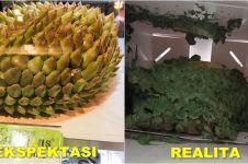 Beli kue durian seharga Rp 1,9 juta, wanita ini malah kena zonk