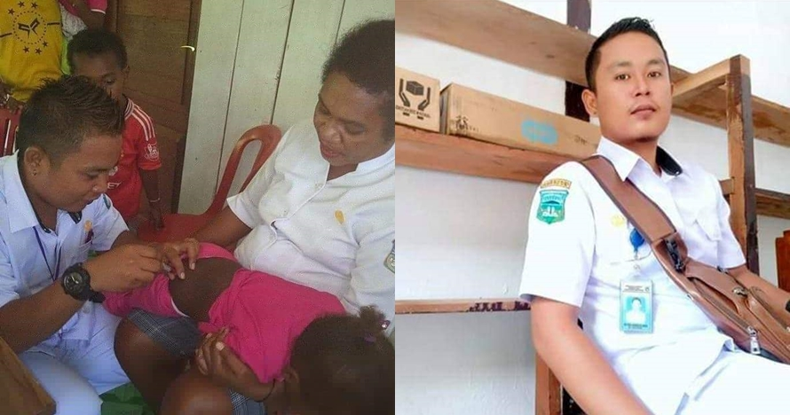 Viral surat diduga tulisan petugas medis sebelum wafat di Papua