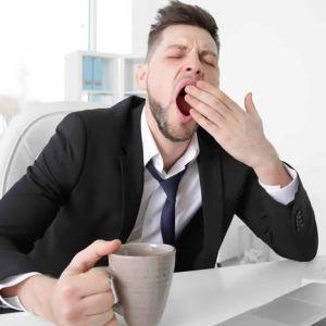 Sering menguap, ini cara bedakan tubuh mengantuk atau kelelahan