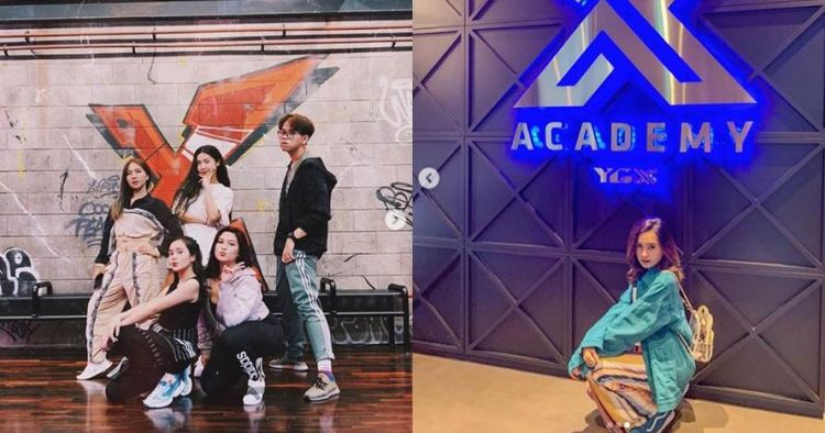 8 Momen Beby Tsabina asah bakat di YG Entertainment Korea
