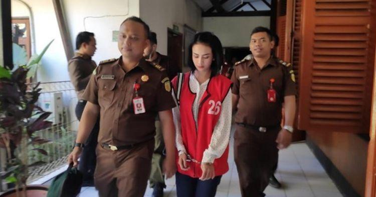 Vanessa Angel divonis 5 bulan penjara, terbukti sebar video asusila