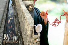 15 Kondisi biasa di Jepang tapi aneh di negara lain, selokan diisi koi