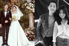 Resmi gugat cerai Song Hye Kyo, ini pernyataan lengkap Song Joong Ki