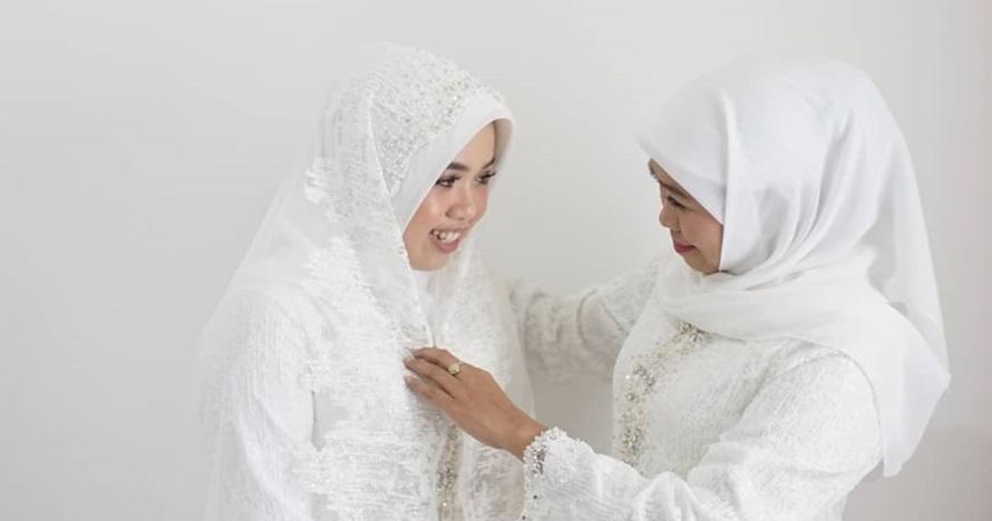Jelang menikah, ini 10 potret haru pengajian putri Khofifah