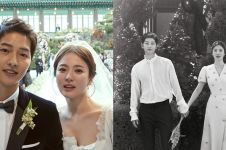 Kisah cinta Song Hye-kyo & Song Joong-ki, couple goals hingga cerai