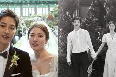 Kisah cinta Song Hye-kyo & Song Joong-ki, couple goals hingga cerai