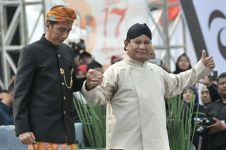 Jelang putusan sidang MK, ini aktivitas Jokowi-Ma'ruf & Prabowo-Sandi