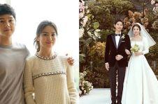 Rumor jadi orang ketiga Song Song Couple, ini reaksi keras Park Bo Gum