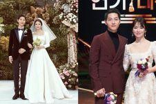 7 Fakta perceraian Song Song Couple, sudah mediasi sejak lama