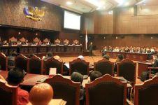 Mahkamah Konstitusi tolak eksepsi KPU dan Jokowi-Ma'ruf Amin