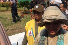 Titiek Soeharto ikut dalam aksi massa sidang putusan MK