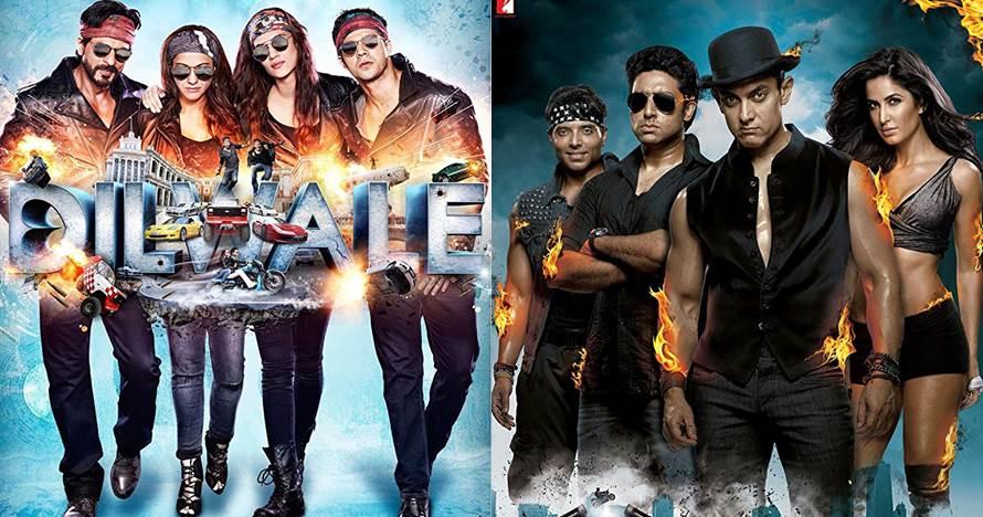 15 Film India action berbalut romantis, menarik ditonton ulang