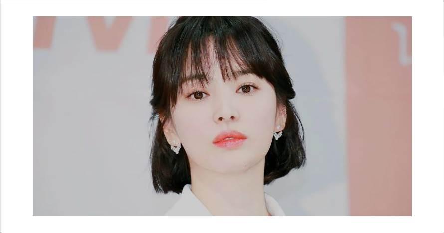 Resmi digugat cerai Song Joong-ki, Song Hye-kyo sempat menangis