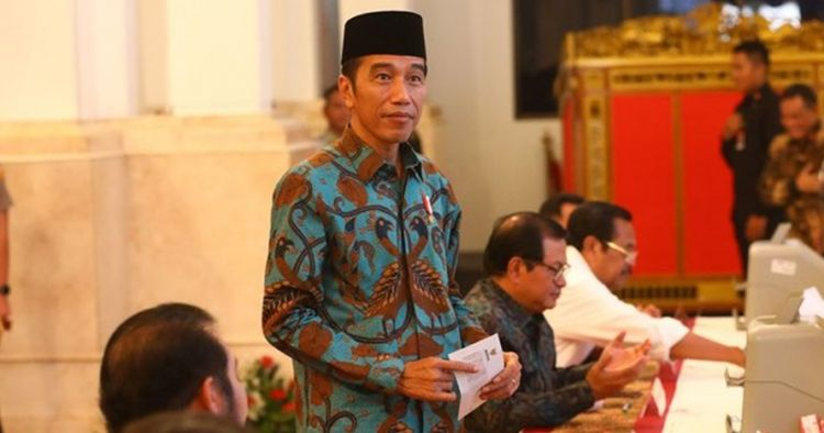Jokowi terpilih kembali di Pilpres 2019, Gerindra: selamat