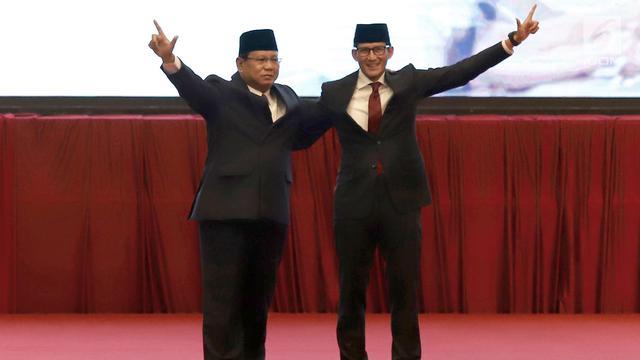 Pengamat politik: sikap Prabowo-Sandi terima putusan MK diapresiasi