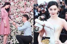 Dua tahun bertunangan, Fan Bingbing umumkan putus dengan kekasih
