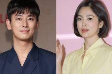 Agensi bantah Song Hye-kyo menolak drama terbaru karena perceraian