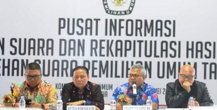 KPU berharap Jokowi dan Prabowo hadir di agenda penetapan presiden