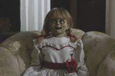 3 Kejadian aneh yang terjadi saat syuting film Annabelle Comes Home