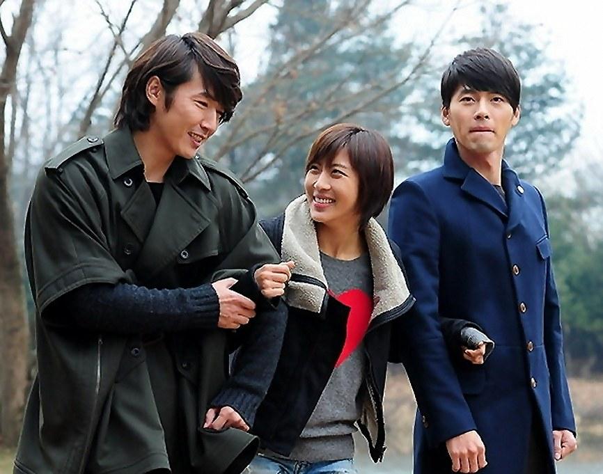 Drama Korea bromance couple terfavorit soompi