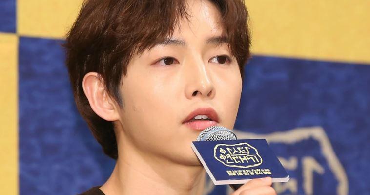 Song Joong-ki rambut rontok koreaboo