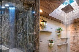 12 Desain kamar mandi pakai shower minimalis dan elegan