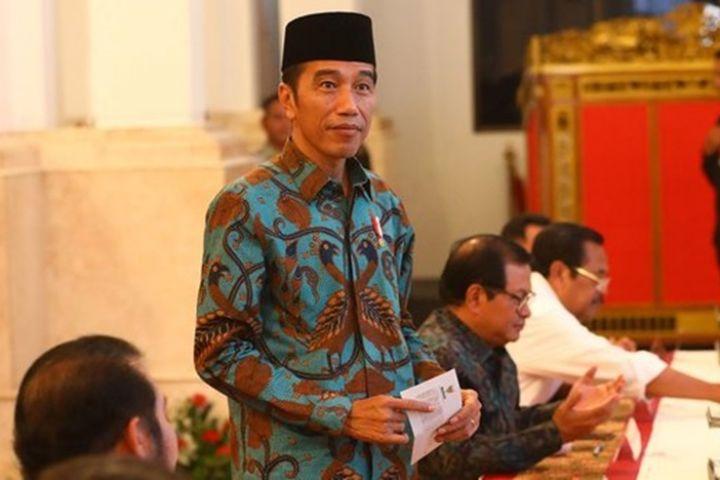 MK tolak gugatan Prabowo, Jokowi: tak ada lagi 01 dan 02