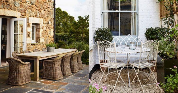 15 Desain ruang makan outdoor ini bikin suasana makin nyaman