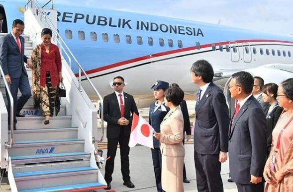 10 Pesona Iriana berkebaya dampingi Jokowi tugas negar, anggun © 2019 brilio.net