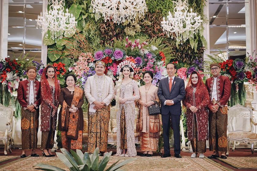 pernikahan anak pejabat  © 2019 brilio.net