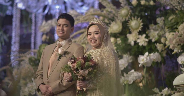 Beda gaya pernikahan 5 anak pejabat Indonesia, curi perhatian